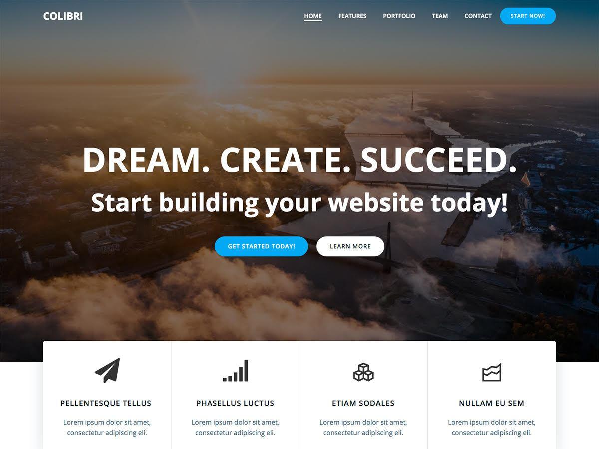 Colibri WP WordPress Theme