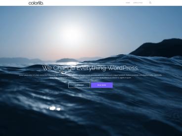 Shapely WordPress Theme