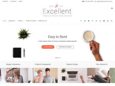 Excellent WordPress Theme